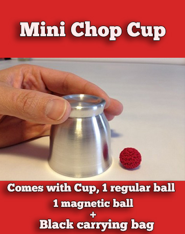 Mini Chop Cup Magic