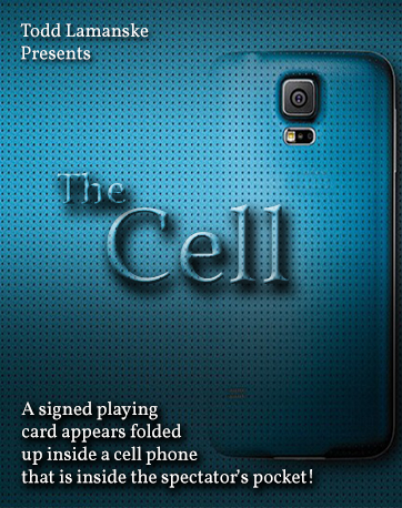 The Cell is the phone and gimmick